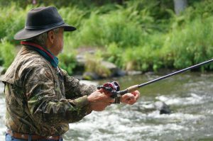 Fly Fishing in the Colorado Mountains