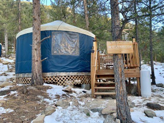 Mountaineer Yurt