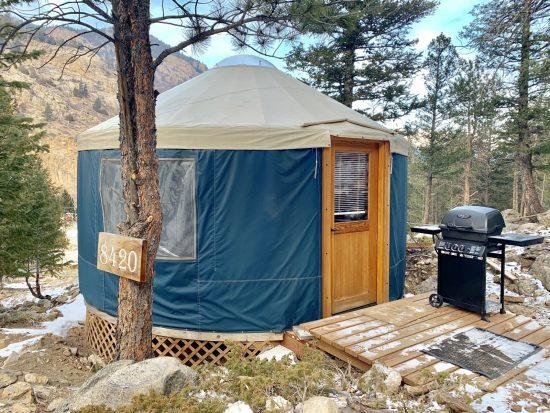 8420 Yurt