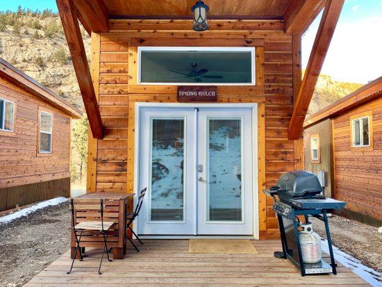 Spring Gulch Cabin