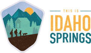 Idaho Springs Logo