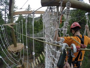 In the Ropes Course