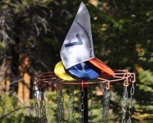Disc Golf at Lawson Adventure Park