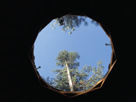 Yurt Ceiling Window