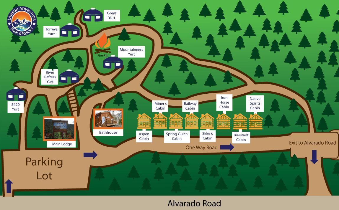 Lodging Map 2020