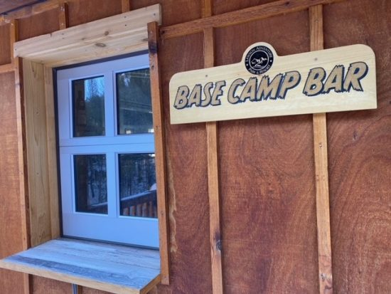basecamp pickup window