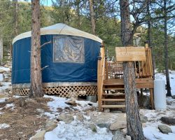 Mountaineer Yurt