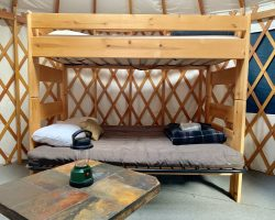 Yurt Bunk Beds