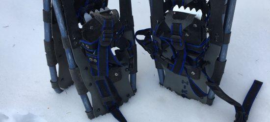 snowshoeing rentals
