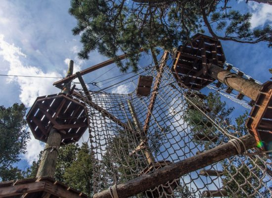 A Look at the Challenge Course