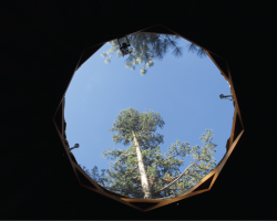 Yurt Ceiling Window