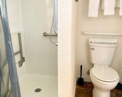 ADA Cabin Bathroom