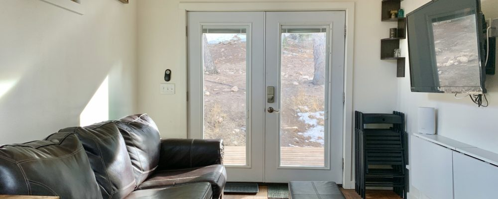 Miner's Living Room