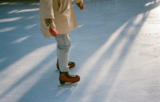 ice skating idaho springs
