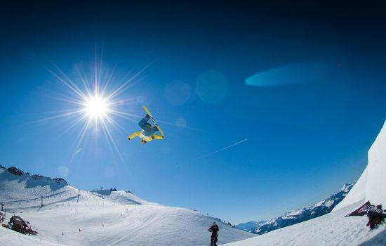 Skier Image
