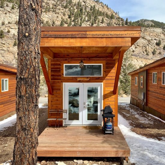 Skier Cabin