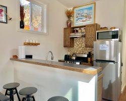 Skier Kitchen