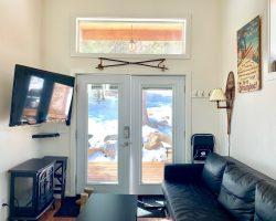Skier Living Room